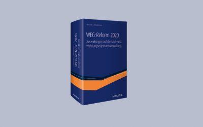 Neue WEG-Reform ab 01.12.20